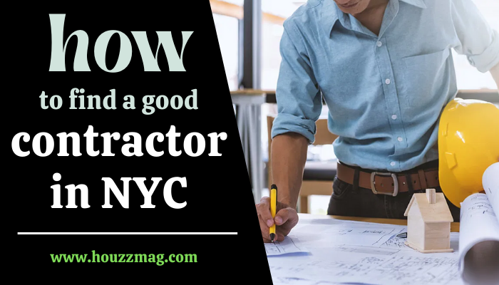 how to find a good contractor in NYC