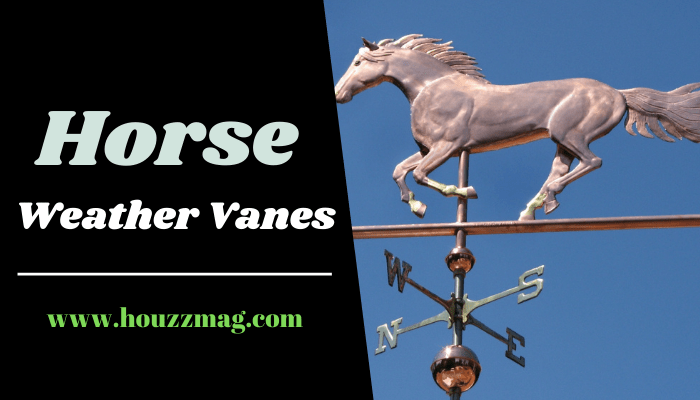 Horse Weather Vanes