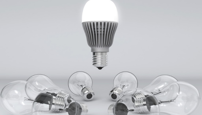 Energy Star LED Bulbs