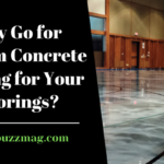 Custom Concrete Coating for Your Floorings